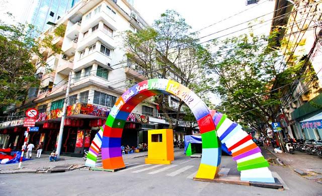 Celebrando Capodanno cinese in Vietnam