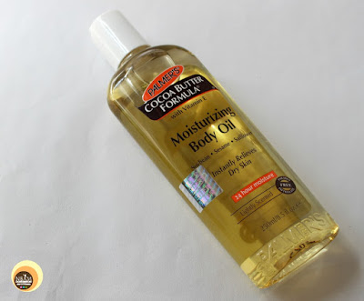 Palmer's Cocoa Butter Formula Moisturizing Body Oil, NBAM Blog