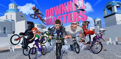 Downhill Masters Full Apk + Mod Money + Data Download Offline
