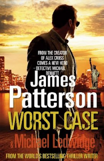 Worst Case by James Patterson & Michael Ledwidge book cover