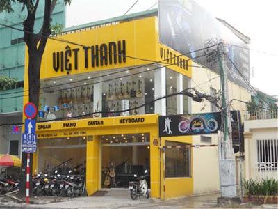 Cửa hàng bán đàn organ