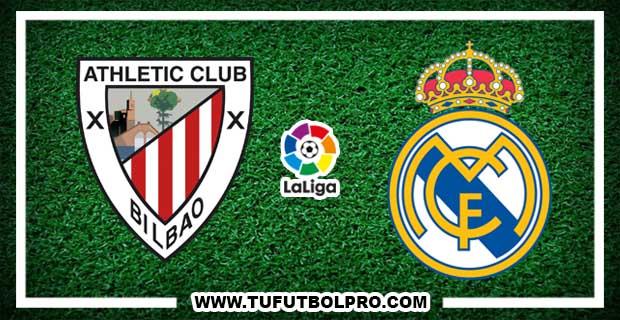 Ver Athletic vs Real Madrid EN VIVO Por Internet Hoy 2 de Diciembre 2017