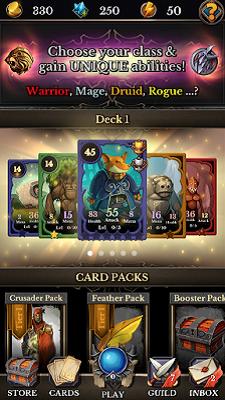 Guild Loot : Tactical TCG Cooperative