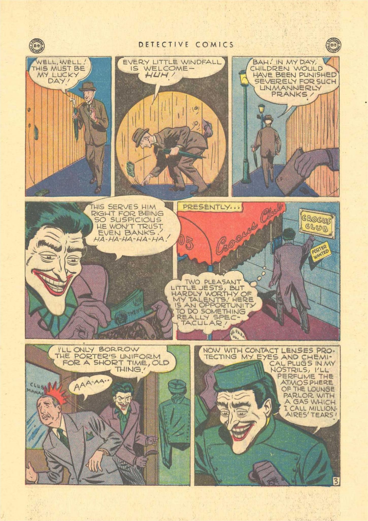 Read online Detective Comics (1937) comic -  Issue #109 - 5