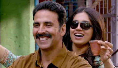 akshay-is-delight-to-work-with-bhumi-pednekar