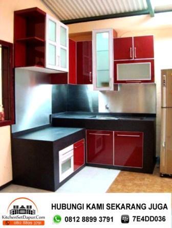 Jasa pembuatan kitchen set bogor kitchen set bogor bikin for Kitchen set bogor