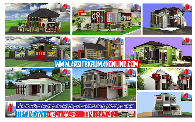 BANDA ACEH - ACEH : Jasa Arsitek Desain Rumah di BANDA ACEH