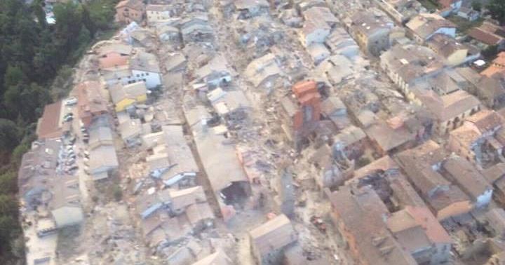 Terremoto del 24 agosto 2016 ARTISTI DEL TERRITORIO IN UN CONCERTO DI SOLIDARIETÀ