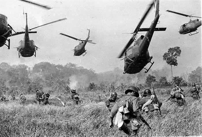 The Vietnam War was America's longest war. In total, the conflict in Vietnam lasted from 1946 to 1975.