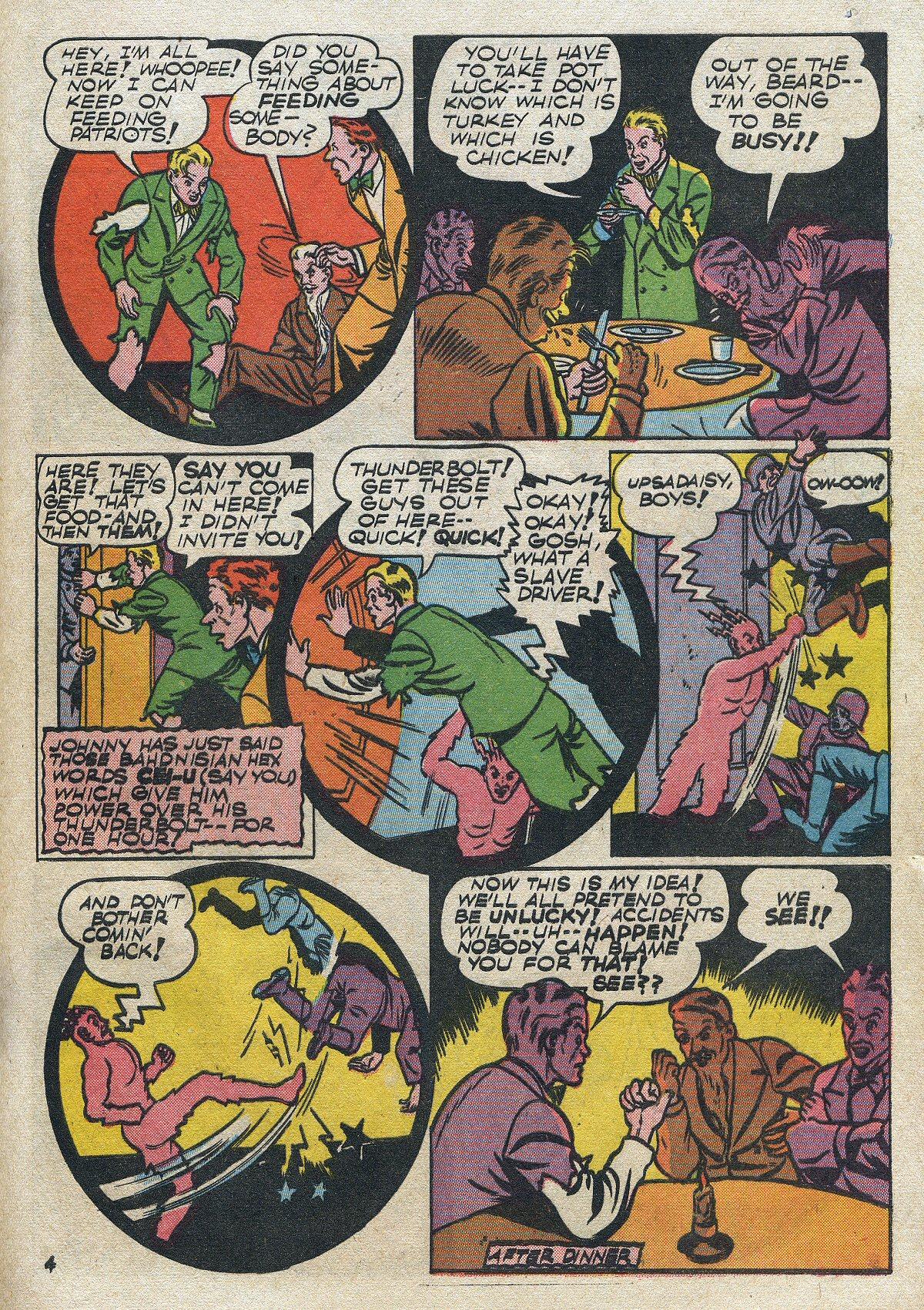 Read online All-Star Comics comic -  Issue #14 - 54