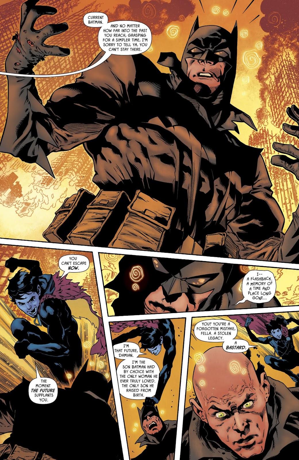 The Damian Wayne Appreciation - Page 730