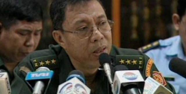 Pernyataan terbuka Letnan Jenderal TNI (Purn) Syarwan Hamid kepada Presiden Jokowi