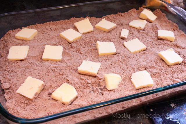 Smores Cobbler dessert recipe