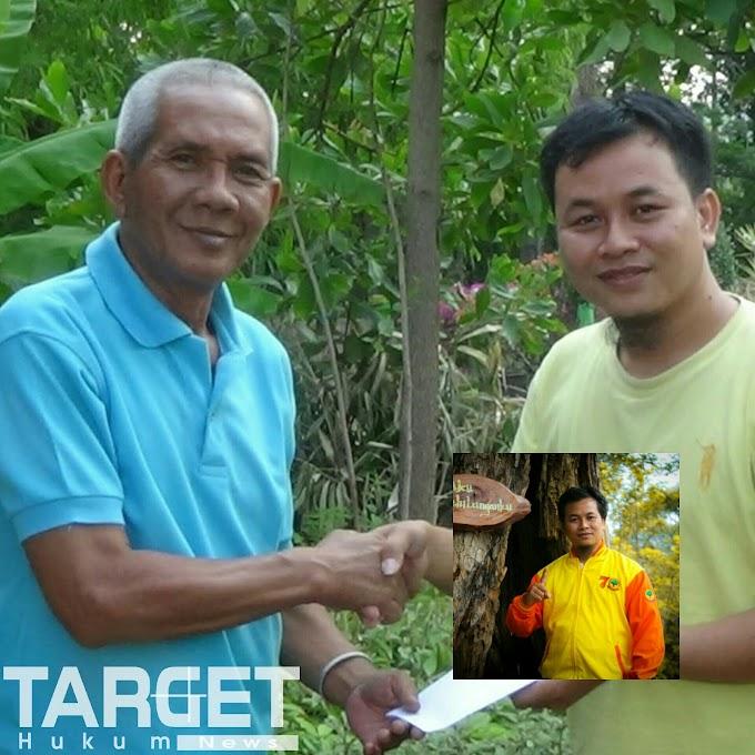 Agus Suprianto Caleg Partai Berkarya Berpartisipasi GOTAP