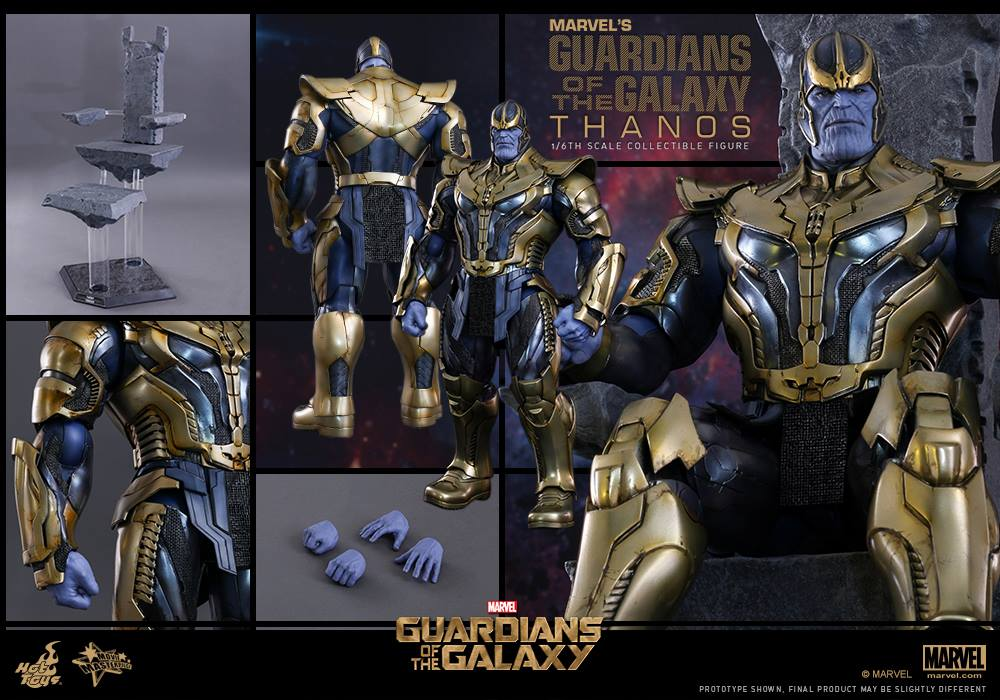 Guardians of the Galaxy - Thanos 1/6th scale