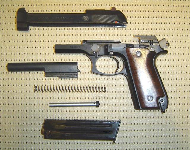 partes e peças de armas