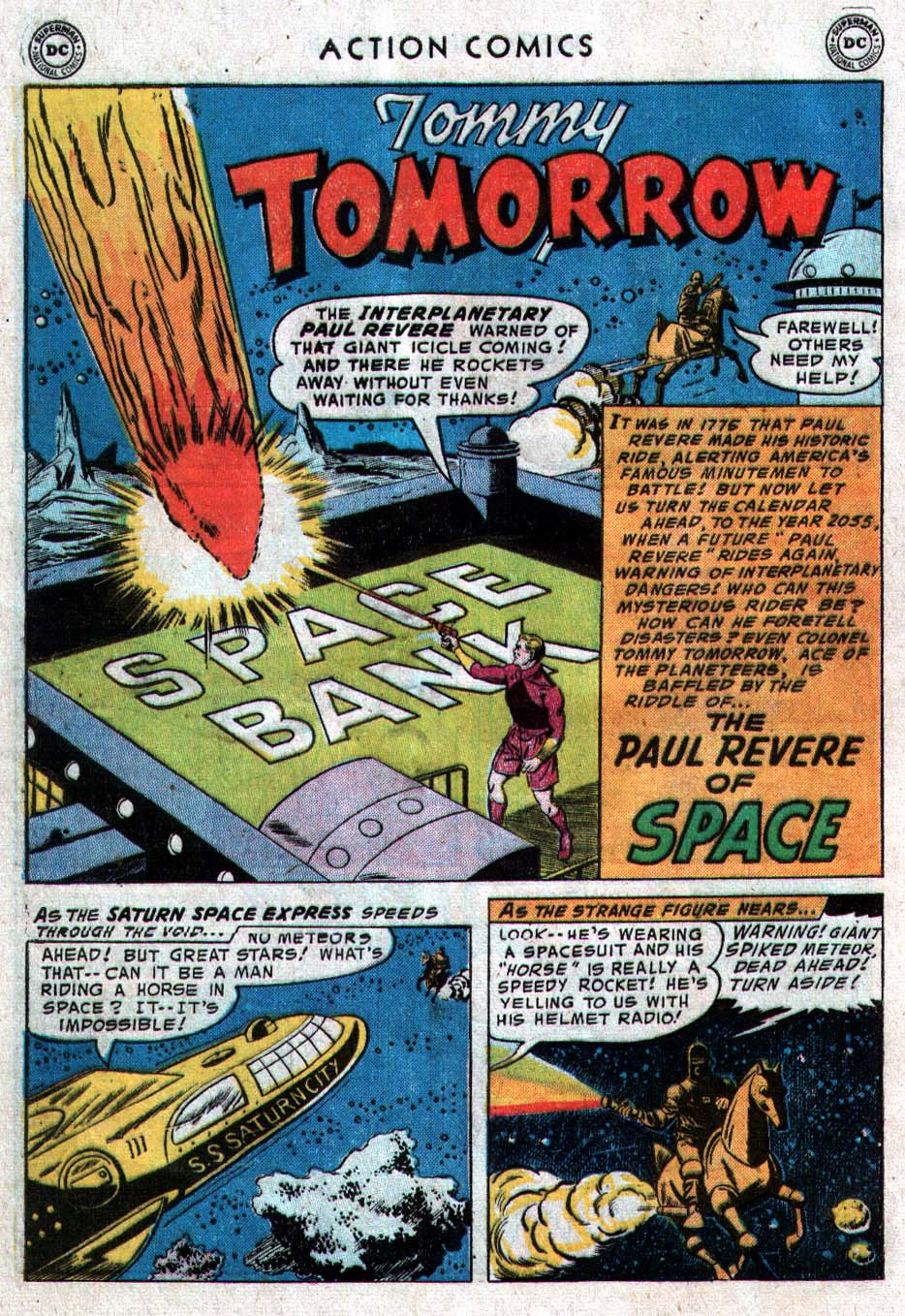 Read online Action Comics (1938) comic -  Issue #212 - 28