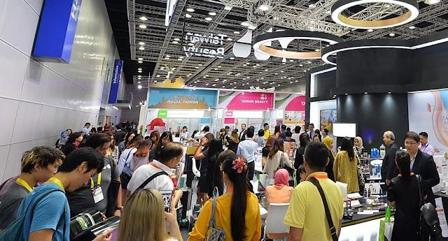 Halal Tourism in Taiwan | Jom tengok Taiwan Halal Showcase di Taiwan Expo 2018!