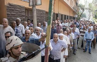 60 مليون مصري يدلون بأصواتهم في انتخابات الرئاسة المصرية 2018