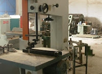 Mesin Band Saw