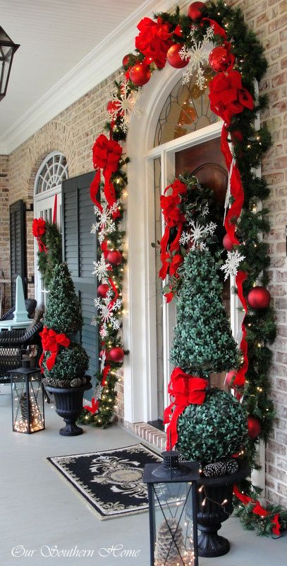 Outdoor Christmas Decoration Ideas Holidays Blog For You