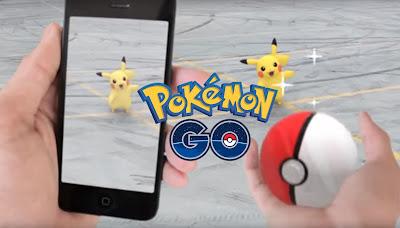 Download Pokemon Go APK Terbaru, Untuk Asus Zenfone (Intel)