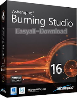 Ashampoo Burning Studio 18.0.3.6 Final [Full Crack] โปรแกรมเบิร์นแผ่น CD DVD Blu-Ray
