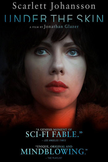 Under the Skin 2013 Dual Audio