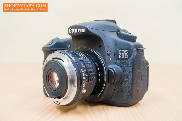 reverse lens macro canon