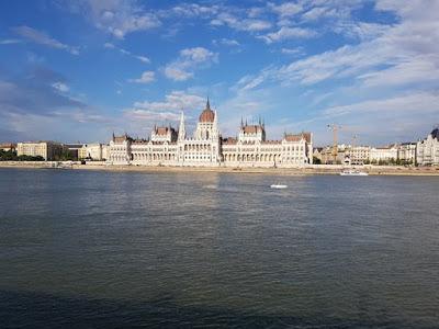 El Parlamento de Budapest, en Hungría
