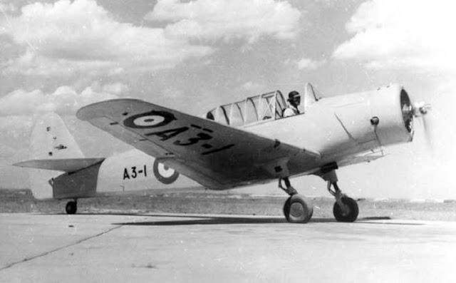 23 February 1941 worldwartwo.filminspector.com CA-6 Wackett Trainer