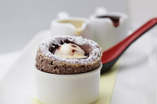 Disney Cruise Line, Palo, Chocolate Souffle