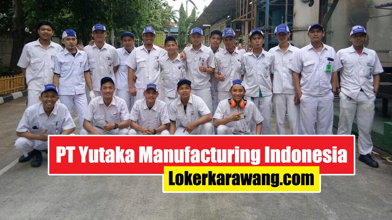 PT Yutaka Manufacturing Indonesia Bekasi