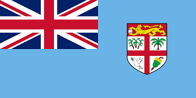 Logo Gambar Bendera Negara Fiji PNG JPG ukuran 400 px