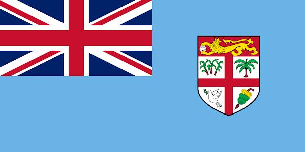 Logo Gambar Bendera Negara Fiji PNG JPG ukuran 600 px