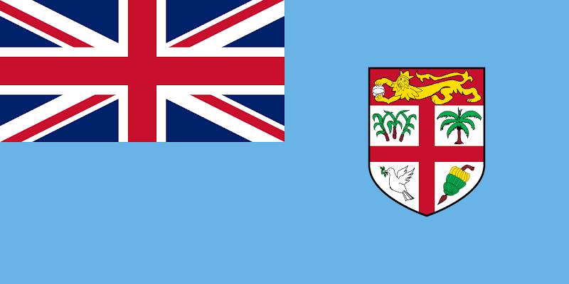 Logo Gambar Bendera Negara Fiji PNG JPG ukuran 800 px