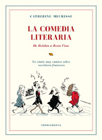 Catherine Meurisse La Comedia Literaria Edita: Impedimenta