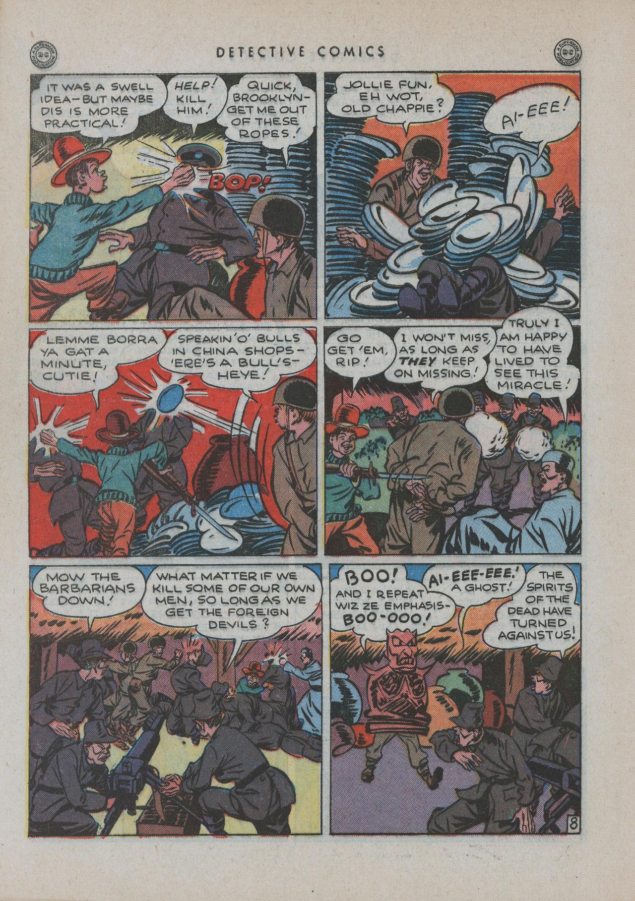 Read online Detective Comics (1937) comic -  Issue #108 - 46
