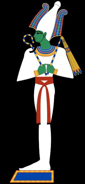 Standing Osiris
