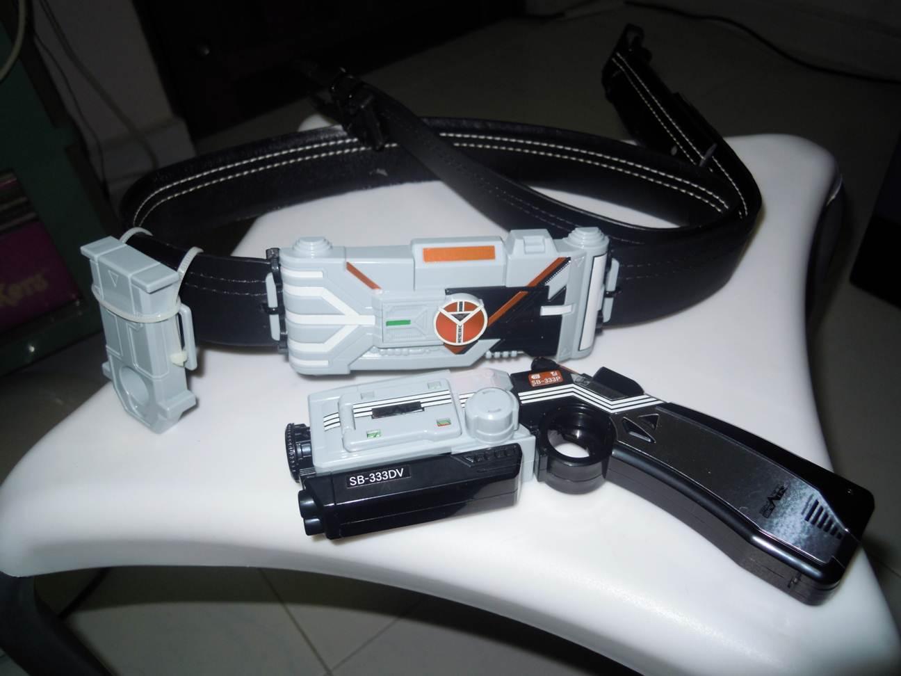 Kamen Rider Delta Belt