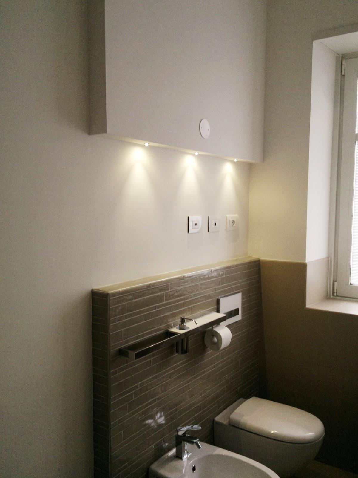 Illuminazione led casa illuminare a led gli ambienti con for Faretti a incasso
