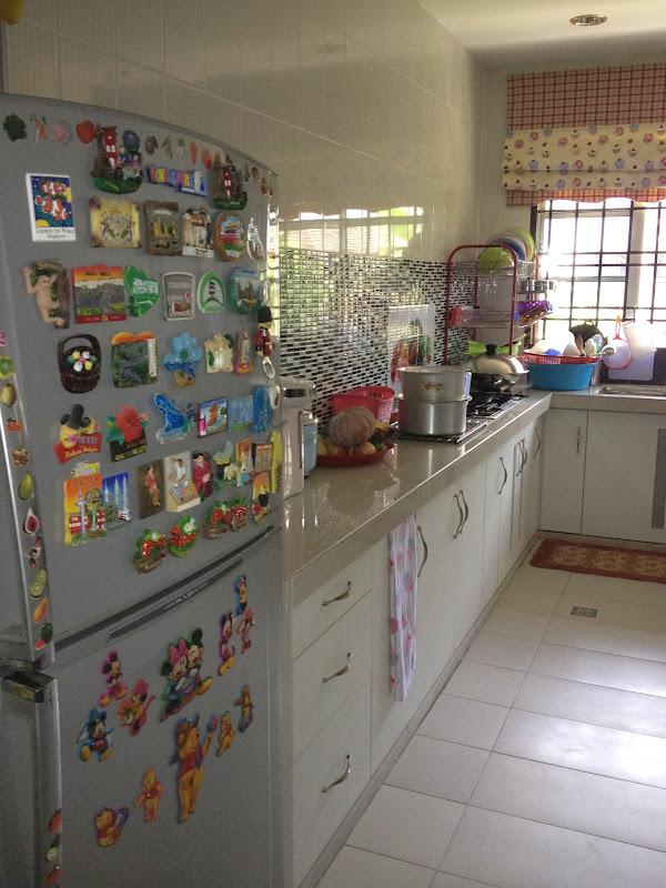Cinta Kasih Sayang Dalam Hati Dapur Dan Ruang Makan