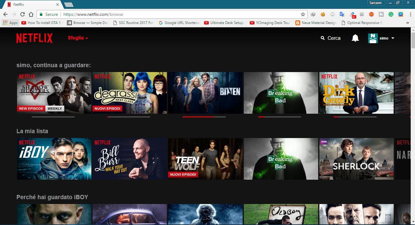 Crack Netflix with Cookie 2017