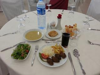 ozdilek uygulama oteli afyon menu fiyat dugun yemek