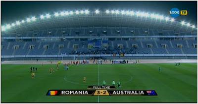 LookTV: Romania 3 - Australia 2