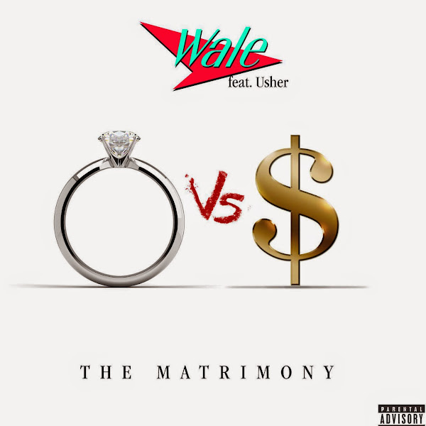 Wale - The Matrimony (feat. Usher) - Single Cover