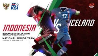 Daftar 22 Pemain Indonesia Selection vs Islandia - Hasil Akhir Polling PSSI
