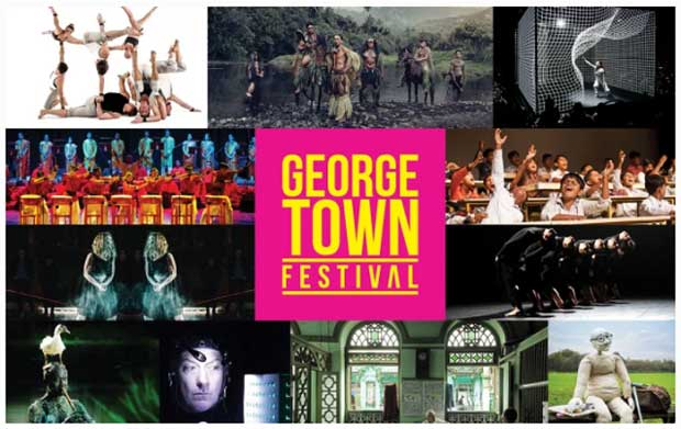 Trip to Penang Malaysia - George Town Festival 2018