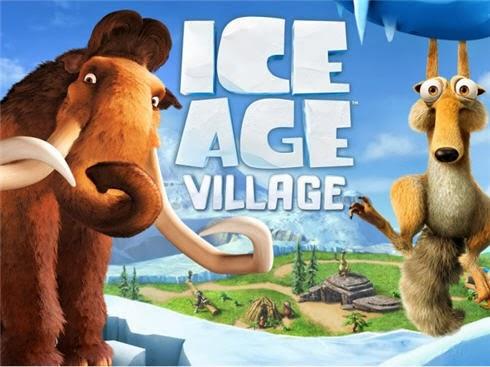 Ice Age Village Ice Age Village Hileli Apk indir