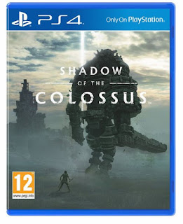 Shadow of the colossus special edition for ps4 video game review
